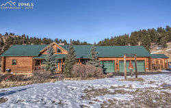 Photo of 255 County 31 Road, Florissant, CO 80816 (MLS # 5803024)