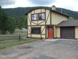 Photo of 655 Forest Edge Road, Woodland Park, CO 80863 (MLS # 5816055)