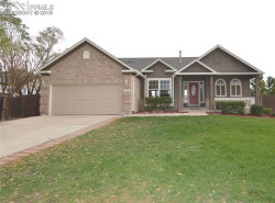 Photo of 7967 Gladwater Road, Peyton, CO 80831 (MLS # 5867578)