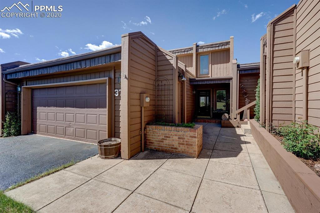 Photo for 3730 Camels Ridge Lane, Colorado Springs, CO 80904 (MLS # 5895568)