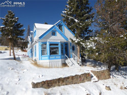 Photo of 109 Prospect Street, Cripple Creek, CO 80813 (MLS # 5953903)