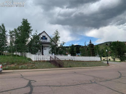 Photo of 105 W Carr Avenue, Cripple Creek, CO 80813 (MLS # 5975970)
