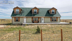 Photo of 755 Edison Road, Yoder, CO 80864 (MLS # 5994977)