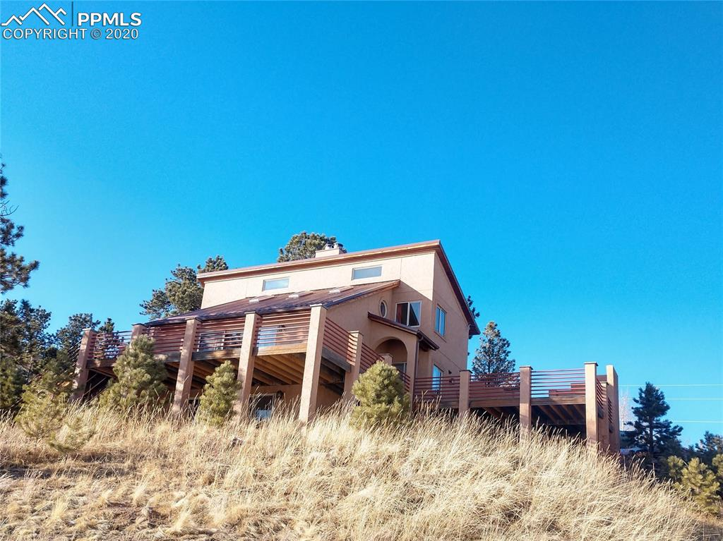 Photo for 598 Woodland West Drive, Woodland Park, CO 80863 (MLS # 6089443)