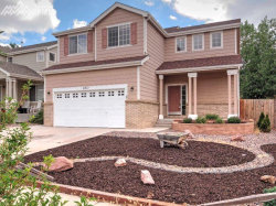 Photo of 2271 Woodpark Drive, Colorado Springs, CO 80951 (MLS # 6106560)