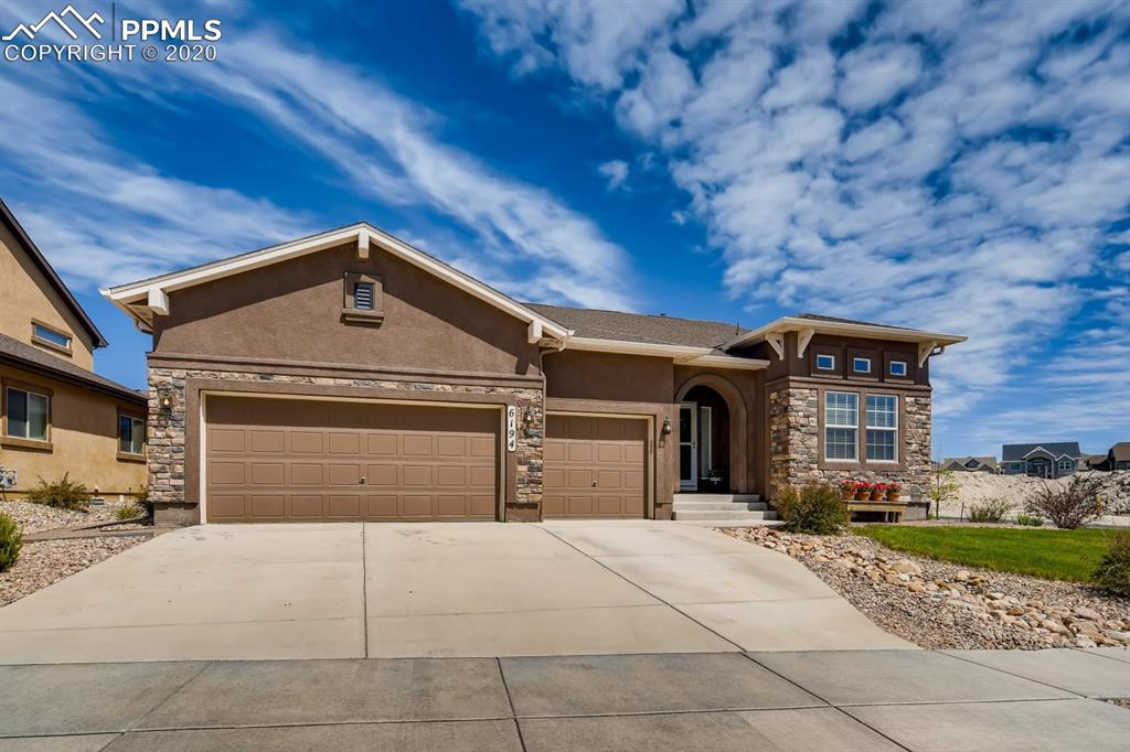 Photo for 6194 Rennert Drive, Colorado Springs, CO 80924 (MLS # 6107947)
