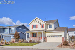 Photo of 8264 Knotty Alder Court, Colorado Springs, CO 80927 (MLS # 6159362)