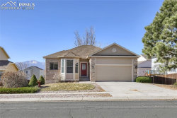Photo of 6725 Blazing Trail Drive, Colorado Springs, CO 80922 (MLS # 6224587)