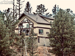 Photo of 341 Rainbow Trail, Divide, CO 80814 (MLS # 6282963)