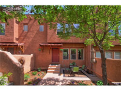 Photo of 330 Santa Fe Place, A, Manitou Springs, CO 80829 (MLS # 6314983)