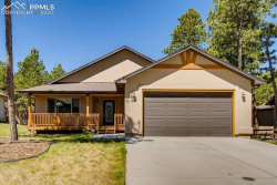 Photo of 1108 Ptarmigan Drive, Woodland Park, CO 80863 (MLS # 6334776)