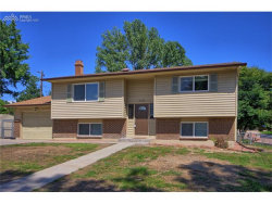 Photo of 4122 Goldenrod Lane, Colorado Springs, CO 80918 (MLS # 6415646)