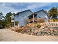 Photo of 128 Ute Trail, Woodland Park, CO 80863 (MLS # 6439970)