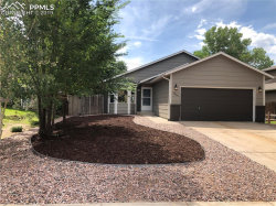 Photo of 4626 Witches Hollow Lane, Colorado Springs, CO 80911 (MLS # 6513577)