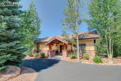 Photo of 640 Sun Valley Drive, Woodland Park, CO 80863 (MLS # 6547945)