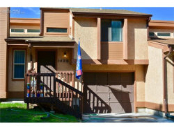 Photo of 1420 Territory Trail, Colorado Springs, CO 80919 (MLS # 6554556)