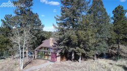 Photo of 200 Morning Sun Drive, Woodland Park, CO 80863 (MLS # 6564605)