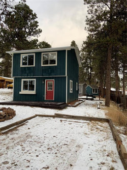 Photo of 1112 W Browning Avenue, Woodland Park, CO 80863 (MLS # 6578695)