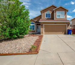 Photo of 2027 Sage Grouse Lane, Colorado Springs, CO 80951 (MLS # 6612441)