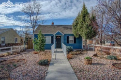 Photo of 2525 E Monument Street, Colorado Springs, CO 80909 (MLS # 6651071)