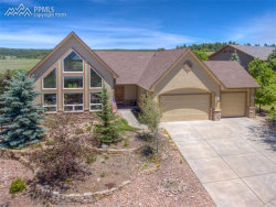 Photo of 140 Saber Creek Drive, Monument, CO 80132 (MLS # 6658250)