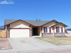 Photo of 1388 Hollow Rock Drive, Colorado Springs, CO 80911 (MLS # 6665614)
