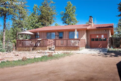 Photo of 2233 Lee Circle Road, Woodland Park, CO 80863 (MLS # 6683977)