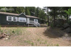 Photo of 85 Buffalo Creek Circle, Florissant, CO 80816 (MLS # 6716464)