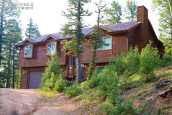 Photo of 123 Trout Creek Road, Woodland Park, CO 80863 (MLS # 6754408)