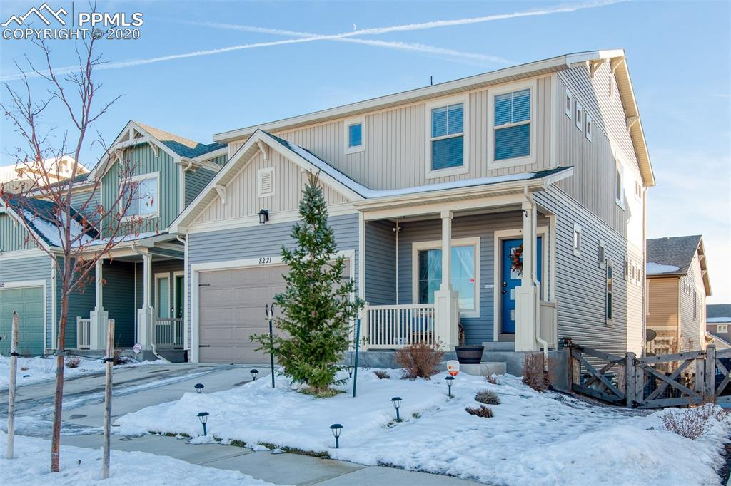 Photo for 8221 Cypress Wood Drive, Colorado Springs, CO 80927 (MLS # 6819741)