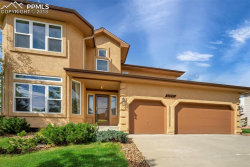 Photo of 12272 Mount Baldy Drive, Colorado Springs, CO 80921 (MLS # 6823443)