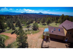 Photo of 329 Hawk Lane, Florissant, CO 80816 (MLS # 6839075)