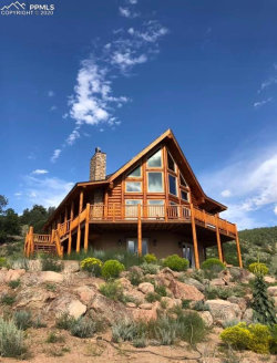 Photo of 807 Lakeview Forest Heights, Florissant, CO 80816 (MLS # 6921941)