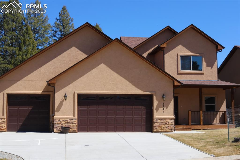 Photo for 1141 Ptarmigan Drive, Woodland Park, CO 80863 (MLS # 6962157)