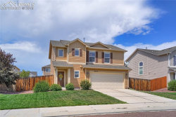 Photo of 9534 Sand Myrtle Drive, Colorado Springs, CO 80925 (MLS # 7038284)