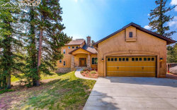 Photo of 1001 Wagon Place, Woodland Park, CO 80863 (MLS # 7062955)