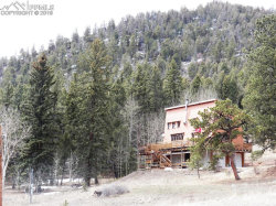 Photo of 98 Andes Road, Cripple Creek, CO 80813 (MLS # 7097218)