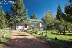 Photo of 1016 Old Wagon Trail, Woodland Park, CO 80863 (MLS # 7102976)