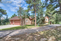 Photo of 18510 Woodhaven Drive, Colorado Springs, CO 80908 (MLS # 7215654)