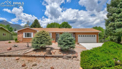Photo of 134 Crystal Hills Boulevard, Manitou Springs, CO 80829 (MLS # 7231058)