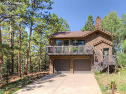 Photo of 540 Greenway Court, Woodland Park, CO 80863 (MLS # 7256918)