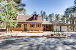 Photo of 427 W Lovell Gulch Road, Woodland Park, CO 80863 (MLS # 7300558)