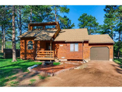 Photo of 780 Log Haven Drive, Woodland Park, CO 80863 (MLS # 7313046)