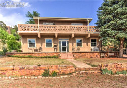 Photo of 218 Beckers Lane, Manitou Springs, CO 80829 (MLS # 7477229)