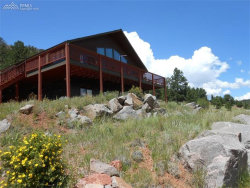 Photo of 99 Independence Road, Cripple Creek, CO 80813 (MLS # 7504071)
