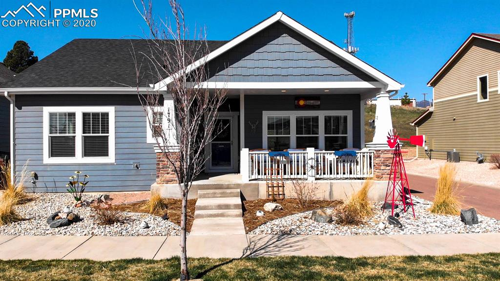Photo for 1791 Portland Gold Drive, Colorado Springs, CO 80905 (MLS # 7567991)