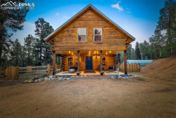 Photo of 1245 Blossom Road, Woodland Park, CO 80863 (MLS # 7603237)
