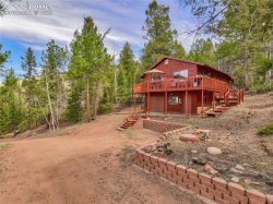 Photo of 954 Troy Drive, Cripple Creek, CO 80813 (MLS # 7607343)