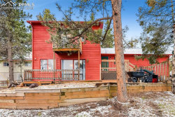 Photo of 18 Holiday Drive, Woodland Park, CO 80863 (MLS # 7624546)
