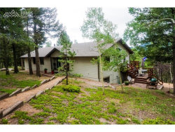 Photo of 114 Park View Drive, Woodland Park, CO 80863 (MLS # 7658626)